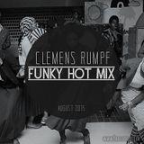 CLEMENS RUMPF - FUNKY HOT MIX AUGUST 2015 (www.housearrest.de)