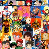 Mix cartoni animati anni 70/80