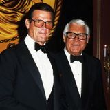 Friars Club March 17, 1986 Roger Moore Roast