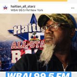 HAITIAN ALLSTARZ RADIO - WBAI - EPISODE #92 - 10-9-18 - HOSTED AND MIXED DJ HARD HITTIN HARRY