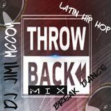 THROWBACK BREAK DANCE-FREESTLYE MIX DJ JIMI M !