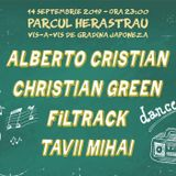 Christian Green @ Back to HS school 002 @ Tete-a-Tete 14.09.2019
