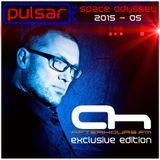 pulsar-space odyssey 2015-05 @ AH.FM