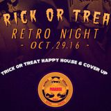 Trick Or Treat - Paradise Happy House & Cover Up (Exclusive Mix)