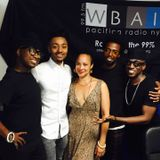 On Air w/The Blacks 6/7/17 (Featuring guests: Belinda Becker, Riley Wilson & Cor.Ece)!