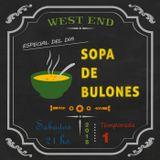 """Sopa de Bulones - Cap7 Se1 - """"No quiero ser una estrella... quiero ser una leyenda (Segundo Bloque)"""
