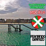 La Revolucion Electronica x Fernando Granizo Dj Mix #12 (S House)