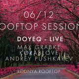 doyeq - live @ Rodnya RoofTop