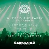 Axwell - Live at Where's The Party (Stockholm) – 05.10.2013