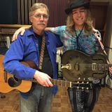 Jump Blues Show 64 - LIVE Fred & Alex Vine!