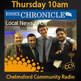 The Essex Chronicle News Show - @Essex_Chronicle - News Team - 01/05/14 - Chelmsford Community Radio