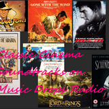 Soundtracks of Classic Cinema movies on Music Drops Radio A