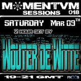 Momentvm Sessions 018 - Wouter de Witte - 2013-03-09