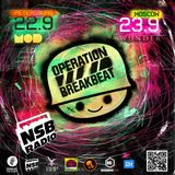 Wiccatron 'Operation Breakbeat' on NSB Radio Promo Shows 02-09-2017 (No Voice)