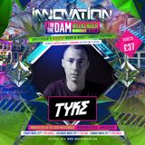 Tyke - Live at Innovation In The Dam 2018