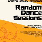 Darran Heaney Random Dance Sessions  7th sept