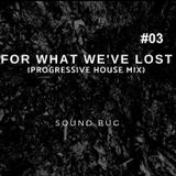 For What We've Lost 03 (Latest Progressive House Melodies)