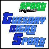 Tuesday Night Sport 20/01/2015
