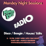 Midnight Riot Radio with guest Marco Gianinni and host Yam Who?