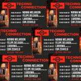 Felipe Delgado @TechnoConnection - UK Underground special guest mix