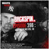 BACKSPIN FM # 398 - 12Finger Mix Vol. 58