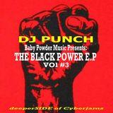 Out Now On CyberJamz Records Present Black Power Vol. #3 Zanzibar Classic 2019 Mix By Dj Punch