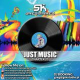 Greg Sin Key - Just Music Chapter 23