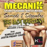 Kamille Louis - Mecanik Last Grezan (DJ Set Live)