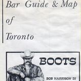 BOOTS Toronto MAY 1982 Risque to Queen - A Bob Harrison Mix (Cassette Side B)