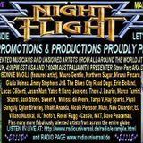 The Nightflight Radio Show from  14th March 2014 with DJ McScotty aka Steve Perz