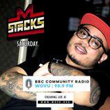 M. Stacks- WOVU 95.9fm mixshow (5.18.19)