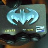 Podcasts Are For Nerds - The Bat Credit Card Christmas Special!