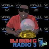 DJ  RON G RADIO REPLAY 3  (NEW EXCLUSIVE MUSIC)