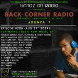 BACK CORNER RADIO: Episode #286 (Aug 31st 2017)
