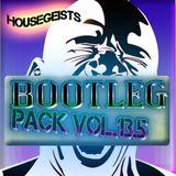 Housegeist - Bootleg Pack Vol.13.5 (Preview)