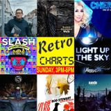 Retro Charts show on 106.9 N-Live Radio - 30.09.18 - With Jay Lucas