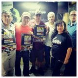 Venarock con Milagros Riveram Alexis Rodríguez, Ivan Zagazeta,  Jose Luis Vargas y Pepe Guillen