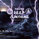 DEEP & SUNSHINE TOKYO #16 @ R LOUNGE 2016.9.10