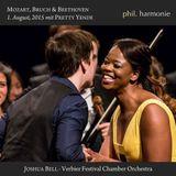 Bell, Yende: Mozart, Bruch und Beethoven (2015-8-01)