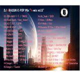 """DJ ARASUN K-POP Mix """"A-mix vol.5"""""""