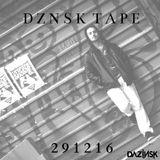 291216 DZNSK TAPE