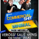 Salis F*** Commercial Shit - Euforia Pietkowo 24 08 2014 [minimal/tech house]  część 2