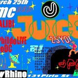 Juice Records 25 Year Celebration mix