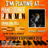 Bac2Basics Presents Piano Equinox : Craig Dalzell Promo Mix