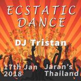Ecstatic Dance _ Jaran's_ Koh_Phangan_Thailand_ 17th Jan 2018