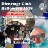 Dienstags Club Halloween 2018
