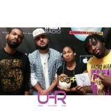 UHR: w/ Dj BAD Special guests R Mean & Que Gambino 7-25-17