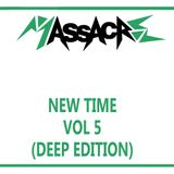 Massacre - New Time vol.5 (Deep Sesion 4 Decks)