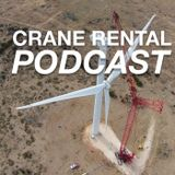 CRM E1 - Rough Terrain Crane