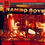 Rambo Boys 09 @ Red Light Radio 04-07-2018